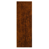 Style Selections Colonial Wood Pecan Ceramic Floor Tile (Common: 6-in x 20-in; Actual: 5.91-in x 19.67-in)
