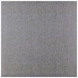 Interceramic Tessuto 4-Pack Ecru Gray Ceramic Floor Tile (Common: 23-in x 23-in; Actual: 23.23-in x 23.23-in)