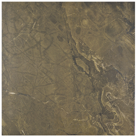 Interceramic Marble Collect 4-Pack Frappuccino Ceramic Floor Tile (Common: 23-in x 23-in; Actual: 23.23-in x 23.23-in)