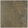 Interceramic 4-Pack Marble Collect Frappuccino Ceramic Floor Tile (Common: 23-in x 23-in; Actual: 23.23-in x 23.23-in)