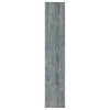 Interceramic Sunwood 12-Pack Centennial Gray Ceramic Floor Tile (Common: 5-in x 24-in; Actual: 4.92-in x 23.6-in)