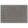 Interceramic Tessuto 32-Pack Ecru Gray Ceramic Wall Tile (Common: 4-in x 8-in; Actual: 4.24-in x 8.54-in)
