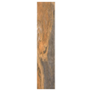 Interceramic 12-Pack Planks 1.0 Multicolor Ceramic Indoor/Outdoor Floor Tile (Common: 5-in x 24-in; Actual: 4.92-in x 23.6-in)