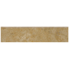 Style Selections Pinot Beige Ceramic Bullnose Tile (Common: 3-in x 13-in; Actual: 3.57-in x 13-in)