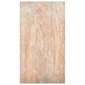 Interceramic Arizona 14-Pack Copper Ceramic Floor Tile (Common: 8-in x 16-in; Actual: 7.75-in x 15.75-in)