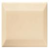 Interceramic Essentials Bone Ceramic Square Accent Tile (Common: 3-in x 3-in; Actual: 2.95-in x 2.95-in)