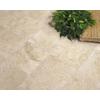 Interceramic Travertino Royal Ivory Ceramic Floor Tile (Common: 16-in x 24-in; Actual: 15.74-in x 23.6-in)
