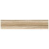 Interceramic Trio Legno 11-Pack Vanilla Porcelain Floor Tile (Common: 6-in x 24-in; Actual: 5.9-in x 23.62-in)