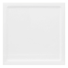 Interceramic Up and Down 40-Pack White Down Ceramic Wall Tile (Common: 6-in x 6-in; Actual: 6-in x 6-in)