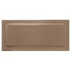 Interceramic Up and Down 62-Pack Arrow Wood Up Ceramic Wall Tile (Common: 3-in x 6-in; Actual: 2.95-in x 6-in)