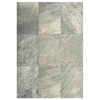 Interceramic Imperial Quartz Silver Ceramic Floor Tile (Common: 16-in x 24-in; Actual: 15.74-in x 23.6-in)