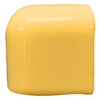 Interceramic Goldenrod Ceramic Mud Cap Corner Tile (Common: 2-in x 2-in; Actual: 2-in x 2-in)