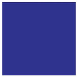 Interceramic 80-Pack Pure Cobalt Ceramic Wall Tile (Common: 4-in x 4-in; Actual: 4.24-in x 4.24-in)