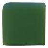 Interceramic Evergreen Ceramic Bullnose Tile (Common: 2-in x 2-in; Actual: 2-in x 2-in)