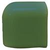 Interceramic Evergreen Ceramic Mud Cap Corner Tile (Common: 2-in x 2-in; Actual: 2-in x 2-in)