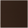 Interceramic 40-Pack 6-in x 6-in Deep Brown Ceramic Wall Tile