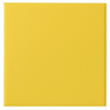 Interceramic 80-Pack 4-in x 4-in True Yellow Ceramic Wall Tile