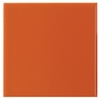 Interceramic 40-Pack Orange Clay Ceramic Wall Tile (Common: 6-in x 6-in; Actual: 6.01-in x 6.01-in)