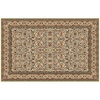 Home Dynamix 5-ft 2-in x 7-ft 6-in Ivory Vienna Area Rug