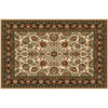 Home Dynamix Paris Ivory Rectangular Indoor Woven Area Rug (Common: 5 x 8; Actual: 62-in W x 86-in L)