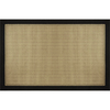 Home Dynamix 5-ft 2-in x 7-ft 2-in Black Madrid Area Rug