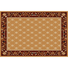 Home Dynamix 5-ft 2-in x 7-ft 4-in Sand London Area Rug