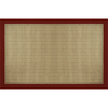 Home Dynamix Madrid Red Rectangular Indoor Woven Area Rug (Common: 8 x 10; Actual: 94-in W x 125-in L)