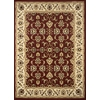 Home Dynamix 6-ft 7-in x 9-ft 10-in Red Supreme Area Rug