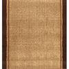 Home Dynamix Madrid Brown Rectangular Indoor Woven Runner (Common: 2 x 16; Actual: 27-in W x 180-in L)