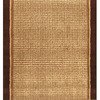 Home Dynamix Madrid Brown Rectangular Indoor Woven Runner (Common: 2 x 16; Actual: 27-in W x 192-in L)