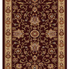 Home Dynamix Rome 2-ft 3-in W x 18-ft L Brown Runner