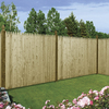 Spruce Pine Fir Privacy Fence Panel (Common: 8-ft x 6-ft; Actual: 8-ft x 5.91-ft)