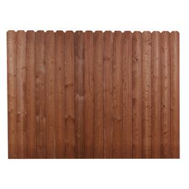 Shop Cedartone Spruce Pine Fir Privacy Fence Panel Common