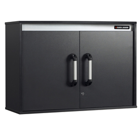 BLACK & DECKER 24.88-in H x 31.38-in W x 11.75-in D Wood Composite Garage Cabinet