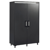 BLACK & DECKER 76.75-in H x 47.75-in W x 19.75-in D Wood Composite Garage Cabinet
