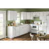Kitchen Classics Concord 30-in W x 12-in H x 12-in D White Door Wall Cabinet