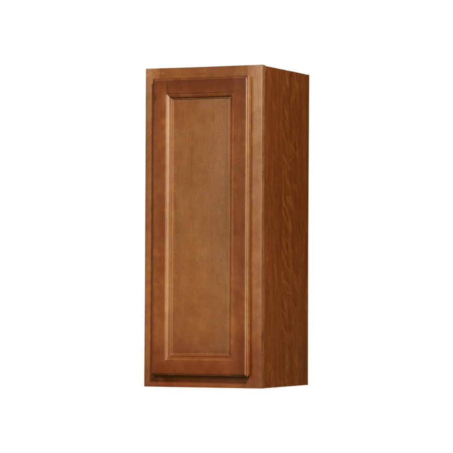 Shop kitchen classics napa 12 in w x 30 in h x 12 in d for Single kitchen cabinet