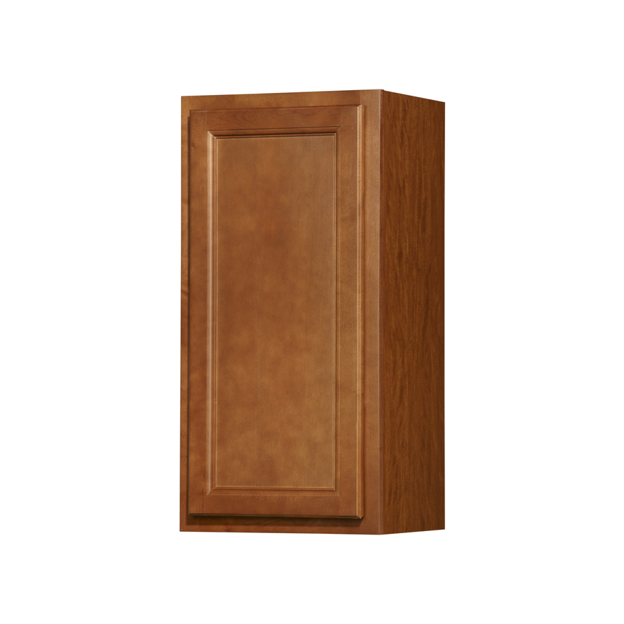 Shop kitchen classics napa 15 in w x 30 in h x 12 in d for Single kitchen cupboard