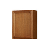 Kitchen Classics Napa 24-in W x 30-in H x 12-in D Saddle Birch Door Wall Cabinet