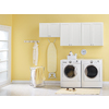 Kitchen Classics Arcadia 36-in W x 35-in H x 23.75-in D White Shaker Base Cabinet