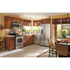 Kitchen Classics Cheyenne 24-in W x 35-in H x 23.75-in D Saddle Birch Door and Drawer Base Cabinet
