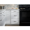 Kitchen Classics Arcadia 18-in W x 30-in H x 12-in D White Shaker Door Wall Cabinet