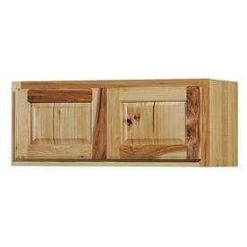 Kitchen Classics Denver 30-in W x 12-in H x 12-in D Hickory Door Wall Cabinet