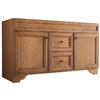 Style Selections Ryerson Golden Traditional Bathroom Vanity (Common: 60-in x 21-in; Actual: 60-in x 21-in)