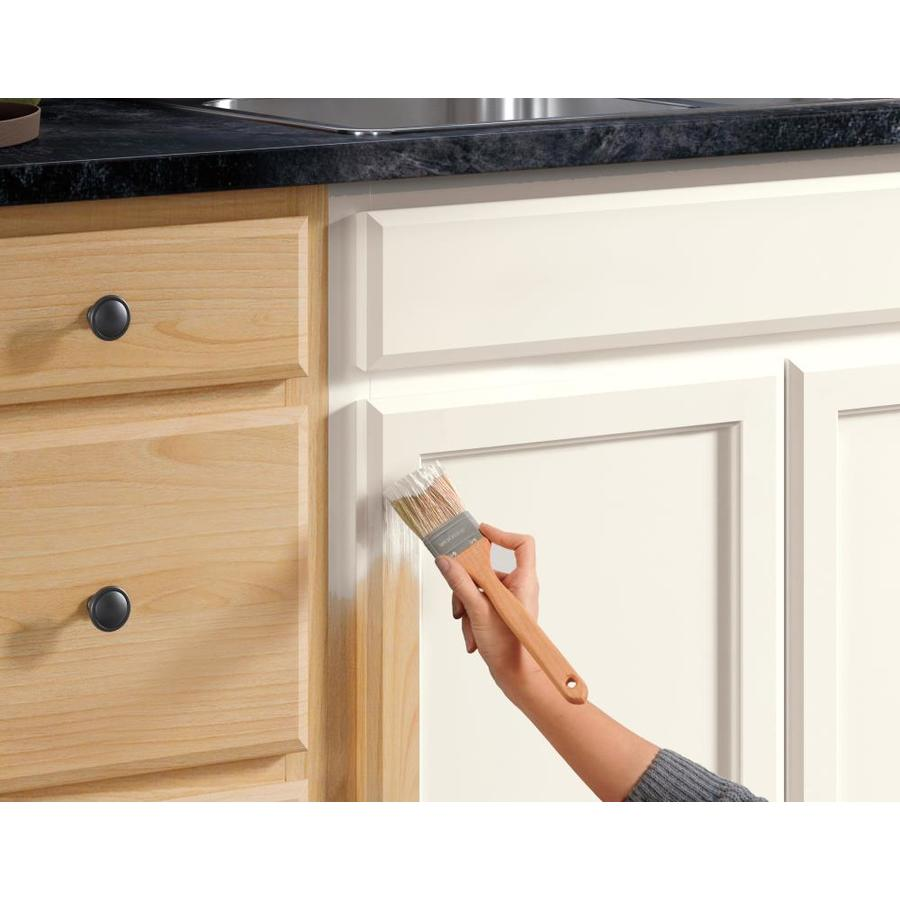 Project Source 5-in W x 5-in H x 5.5-in D Natural Unfinished Door and  Drawer Base Stock Cabinet