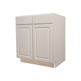 30 in w x 23 3 4 in d concord white sink base cabinet at