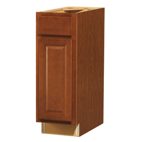 Shop kitchen classics 35 in h x 12 in w x 23 3 4 in d for Cheyenne saddle kitchen cabinets