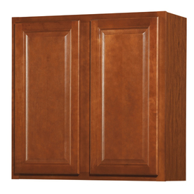 Shop kitchen classics 30 in h x 30 in w x 12 in d cheyenne for Cheyenne saddle kitchen cabinets