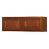 Kitchen Classics 12-in H x 36-in W x 12-in D Cheyenne Saddle Double Door Wall Cabinet