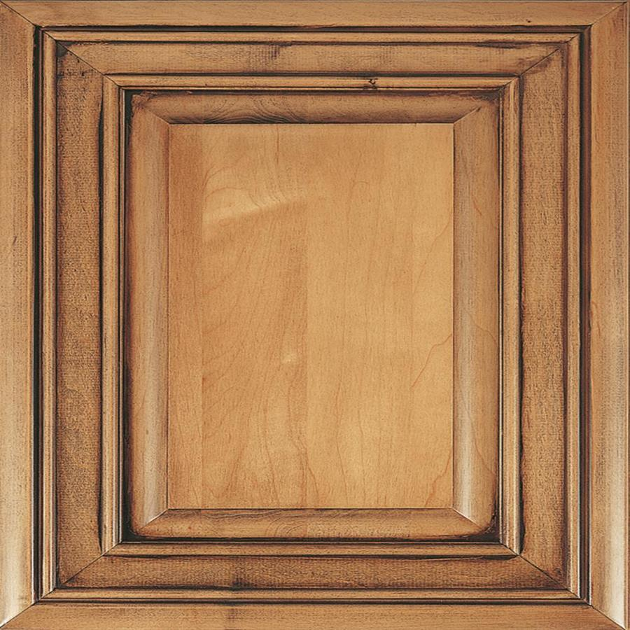 Shop diamond caldwell x coffee maple for Caldwell kitchen cabinets
